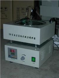 數顯集熱式磁力攪拌器