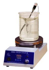 恒温磁力搅拌器  SH05-3