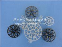 氯碱工业用塑料花环填料 泰勒花环填料