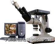 4XBC电脑型双目倒置金相显微镜 4XBC