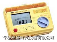 TES-1800回路抗阻/预期短路测试仪(台湾泰仕接地电阻测试仪) TES-1800