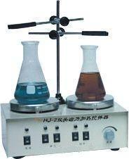 双头恒温磁力搅拌器 HJ-2