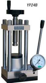 769YP系列台式粉末压片机