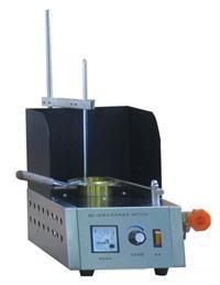BSY-101型开口闪点和燃点测定仪 BSY-101型开口闪点和燃点测定仪