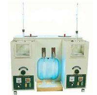 SYD-6536B型石油产品低温蒸馏试验器(双管) SYD6536B石油产品低温蒸馏测定仪