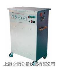 SHZ-2000型循环水式多用真空泵(不锈钢外壳十抽头) SHZ-2000型不锈钢外壳十抽头循环水式真空泵
