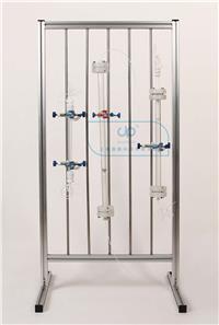 高压水冷夹套层析柱 高压水冷夹套层析柱