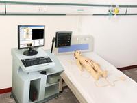 高智能数字化儿童综合急救技能训练系统(ACLS高级生命支持、计算机控制 ) YIM/ACLS1700B(学生机)