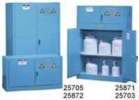 蓝色桌下型安全柜 29702B
