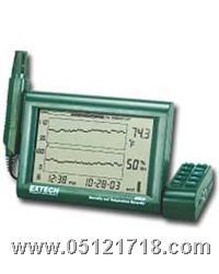 美国艾示科温湿度图表记录仪