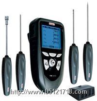 多功能温度测量仪( 铂金电阻/热电偶 K, J, T ) TM200