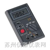 TES-1600 数字式绝缘测试仪 TES-1600