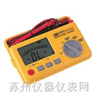 TES-1601 数字式绝缘测试仪 TES-1601