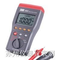 TES-3660 绝缘电阻测试仪 TES-3660