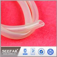 Transparent Silicon Rubber Tube for food