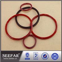 耐油、耐高低溫矽膠O型圈 氟矽橡膠