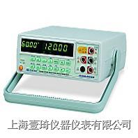 台湾固纬GDM8245台式万用表 GDM8245