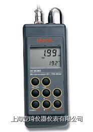 意大利哈纳HI98360电导率仪 HI98360