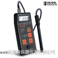 意大利哈纳HI8731中量程电导率计/TDS/温度测定仪 HI8731