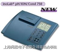 实验室电导率仪 台式电导仪,台式EC inoLab pH/ION/Cond 750