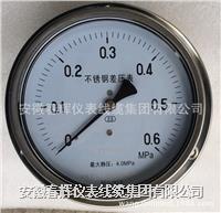 不鏽鋼差壓表 CYW-150B