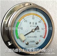 CYW-152B、CYW-153B不鏽鋼差壓壓力表 CYW-152B、CYW-153B