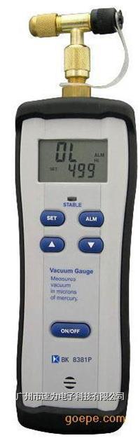 空調用數位式真空計BK8381P BK8381P