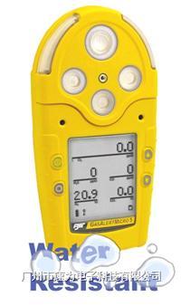 五合一氣體檢測儀GasAlertMicro 5/PID/IR GasAlertMicro 5/PID/IR