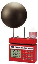 臺灣泰仕TES-1369高溫環境熱壓力監視記錄器TES1369熱指數儀 臺灣泰仕TES-1369高溫環境熱壓力監視記錄器TES1369熱指數儀