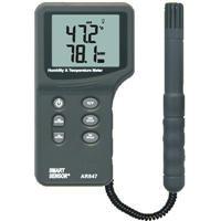 數字式溫濕度計AR847+ 數字式溫濕度計AR847+