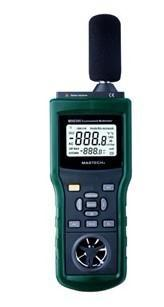 深圳華誼MS6300 多功能環境檢測儀 深圳華誼MS6300
