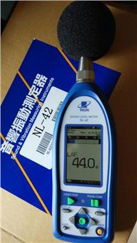 日本理音 NL-42 噪音計 分貝儀 聲級計 NL-42