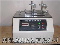 上海 浙江 苏州酒精橡皮耐磨擦试验机 AC-100