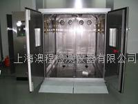 上海澳程大型盐雾腐蚀试验箱  步入盐雾腐蚀试验箱 AC/YWS-200