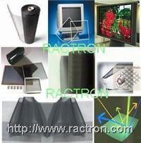 透光导电屏蔽丝网 柔性透明导电膜片