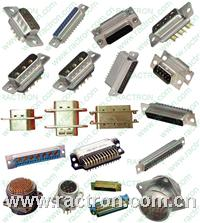 濾波連接器 Ractron,Spectrum Control,Corry,Tusonix,Amphenol