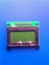 XG0802字符液晶模塊 XG-0802A