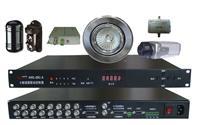 视频周界报警防盗联动控制系统 KWS-SBC-8/BJ