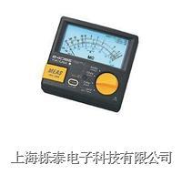 模拟指针式绝缘电阻表2406E42 2406E-42