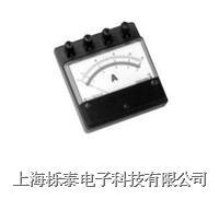 精密指针式交流毫安电流表205201 2052-01