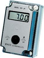 在线式酸碱度控制器JENCO 695 JENCO 695