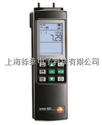 差压测量仪 testo 521-3