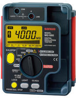 绝缘电阻测试仪 MG1000
