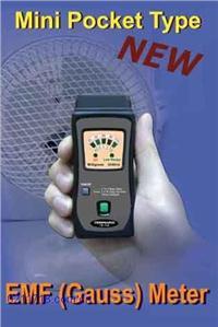 口袋型高斯表(低频电磁波)台湾泰玛斯TM760