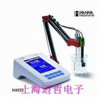 哈納HI4222(舊型HI4212)超大彩屏高精度雙通道酸度測定儀  HI4222(舊型HI4212)