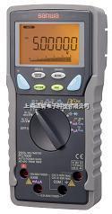 日本三和PC7000數字萬用表PC7000 PC7000