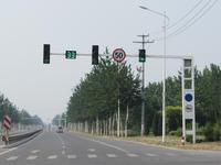 框架式信号灯杆
