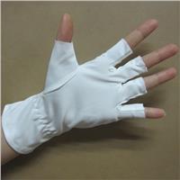 深圳超細纖維半指手套