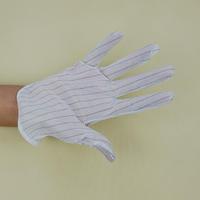 東莞佳創防滑雙面防靜電點膠點塑工業手套廠家