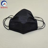 東莞佳創黑色四層活性炭口罩加厚防塵一次性口罩